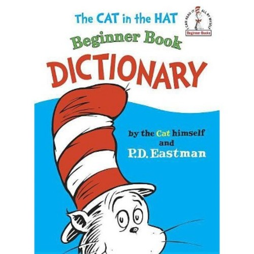 Cat in the Hat Beginner Book Dictionary