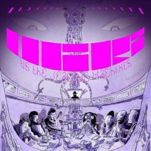 Shabazz Palaces - Quazarz Vs. The Jealous Machines [Vinyl]