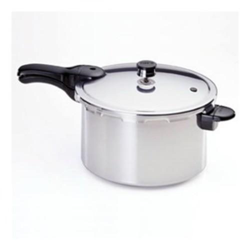 National Presto Ind 01282 8Qt Aluminum Pressure Cooker