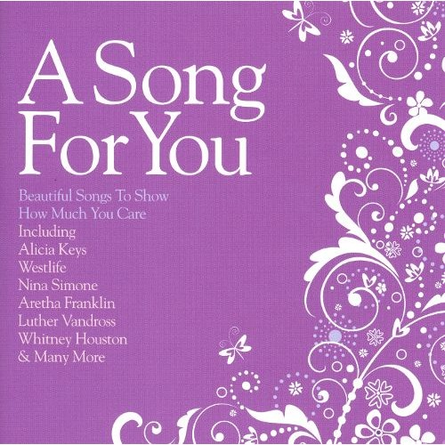 A Song for You [CD]