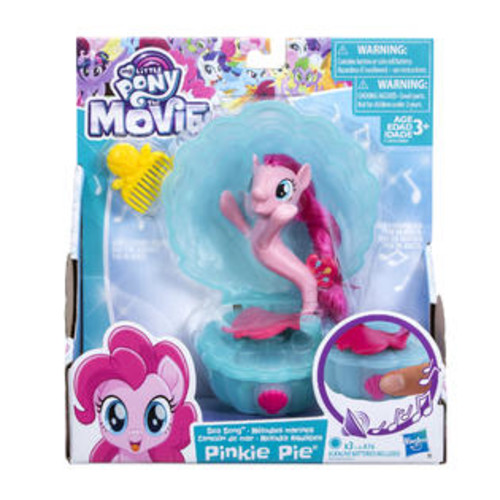 Hasbro My Little Pony the Movie Sea Song Pinkie Pie Figure