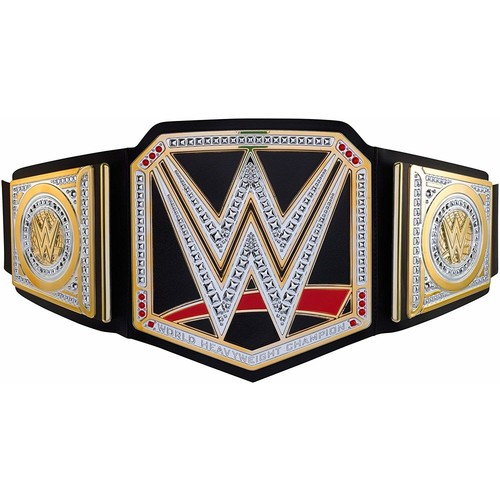 WWE World Heavyweight Championship Belt FFP [Frustration-Free Packaging]