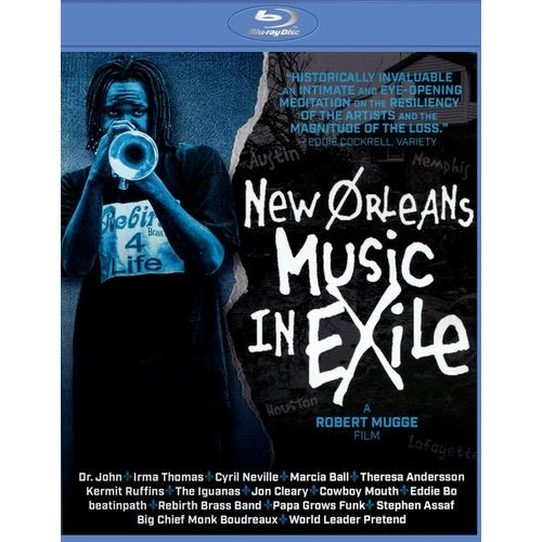 Orleans Music in Exile [Video] [Blu-Ray Disc]