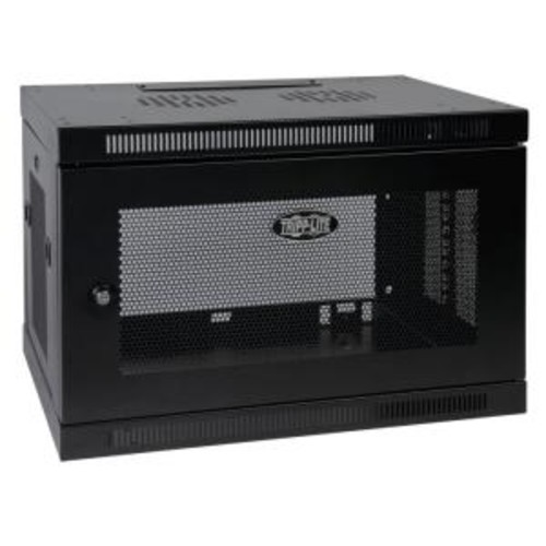 Tripp Lite SRW9U 9U Wall Mount Rack Enclosure Cabinet with Door