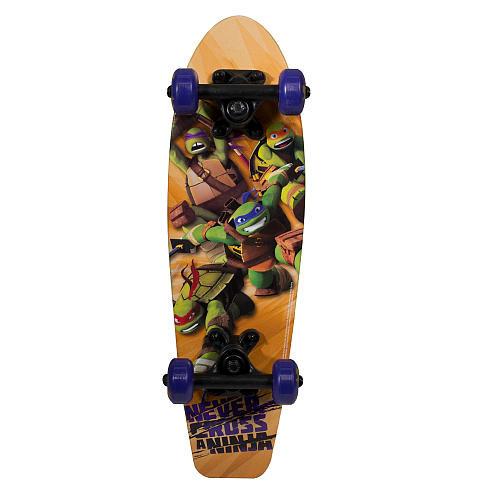 PlayWheels Teenage Mutant Ninja Turtles 21 inch Skateboard - NYC