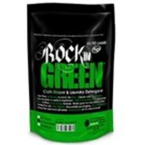 Rockin' Green Natural HE Powder Laundry Detergent for Hard Water, Perfect for Cloth Diapers, 90 Loads, Lavender Mint Revival Scent, 45 oz, ($0.22/load) : Cloth Baby Diapers : Baby