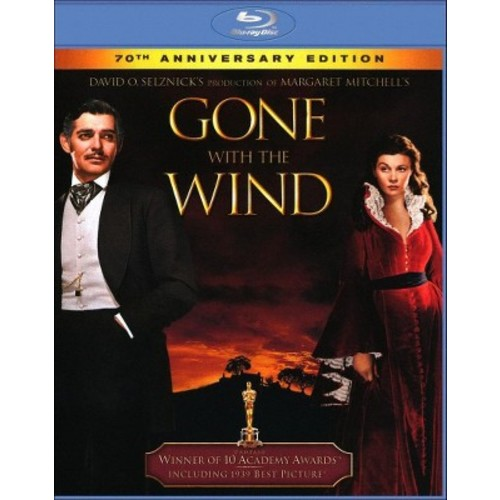 Gone with the Wind [70th Anniversary Edition] [Blu-ray]