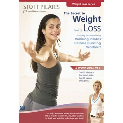 The Stott Pilates: The Secret to Weight Loss, Vol. 2 [DVD]