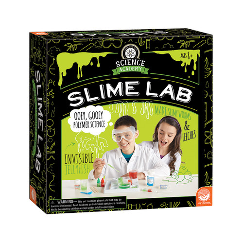 MindWare Science Academy - Slime Lab