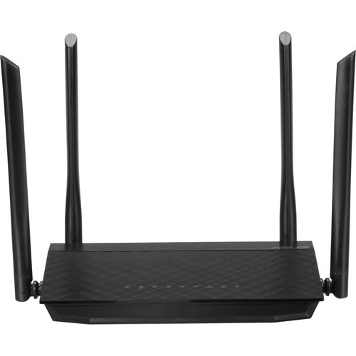 Asus Rt-n600 Ieee 802.11n Ethernet Wireless Router - 2.40 Ghz Ism Band - 5 Ghz Unii Band - 4 X Antenna[4 X External] - 600 Mbit/s Wireless Speed - 4 X Network Port - 1 X Broadband Port - Usb (rt-n600)