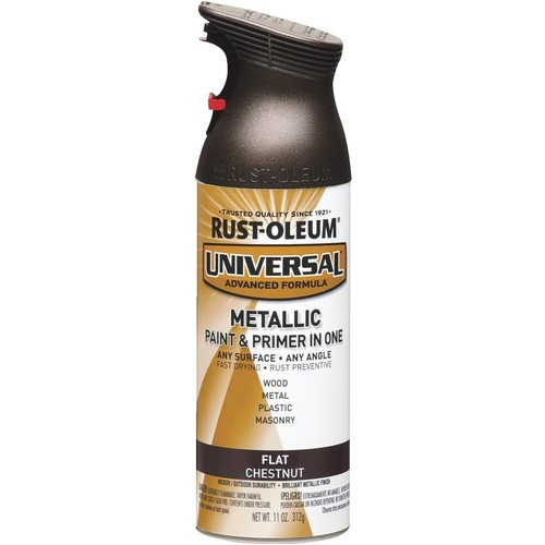 Rust-Oleum Universal All-Surface Metallic Spray Paint - 271471