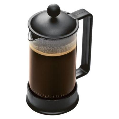 Bodum Brazil 3 Cup French Press Coffee Maker, Black