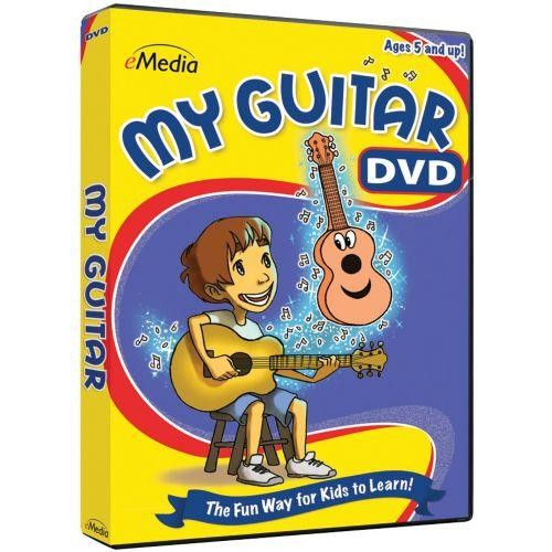 eMedia My Guitar video