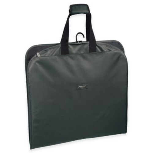 WallyBags 45-Inch Slim Garment Bag in Grey