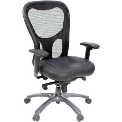 Regency Executive Citi Swivel Office Chair, Black