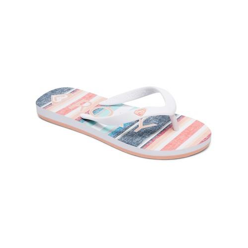 Girls 7-14 Tahiti Flip Flops