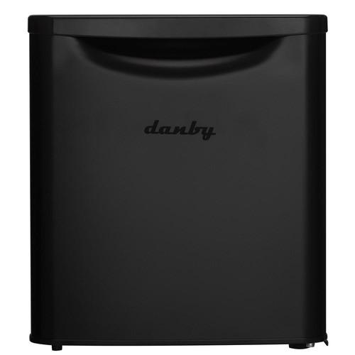 Danby 1.73 cu. ft. Mini Refrigerator in Matte Black