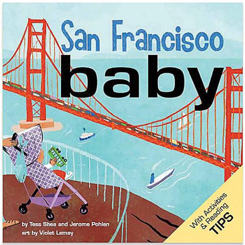 San Francisco Baby Board Book