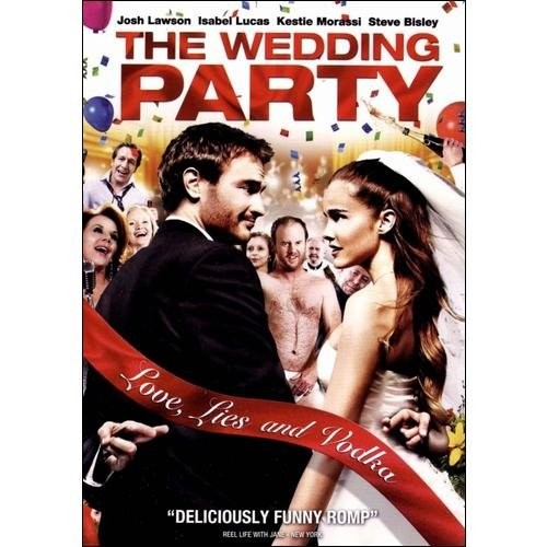 The Wedding Party [DVD] [2010]