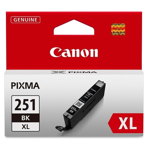Canon CLI-251XL Original Ink Cartridge - Black