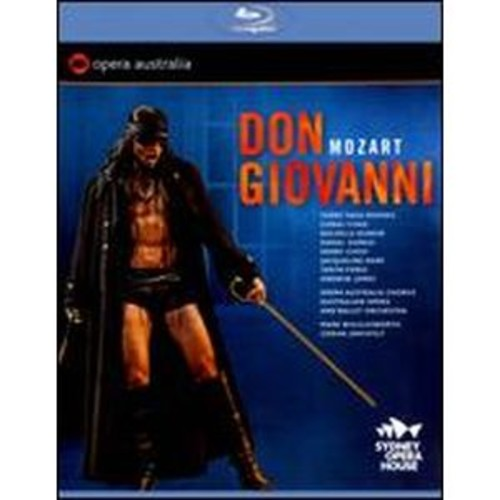 Don Giovanni [Blu-ray] WSE