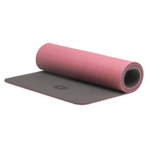 MERRITHEW Eco Deluxe Yoga Mat - Blue/Black