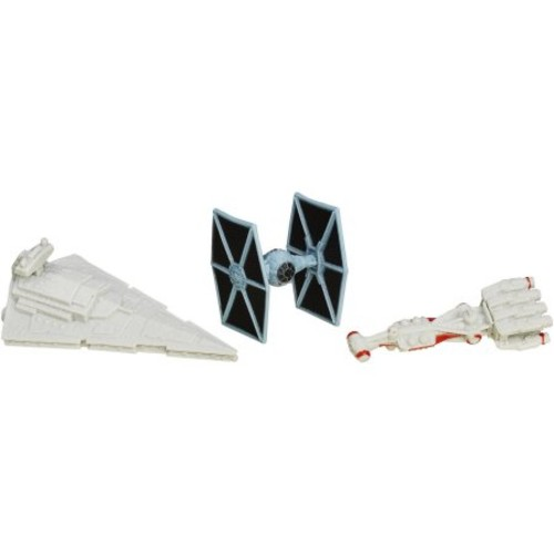 Star Wars A New Hope Micro Machines 3-Pack Imperial Pursuit