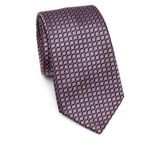 Leaf Silk Classic Tie