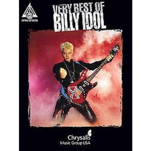 Very Best of Billy Idol (Paperback)