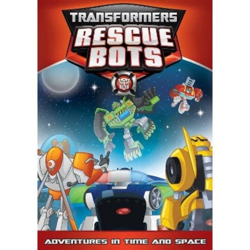Transformers: Rescue Bots - Adventures in Time and Space [DVD]