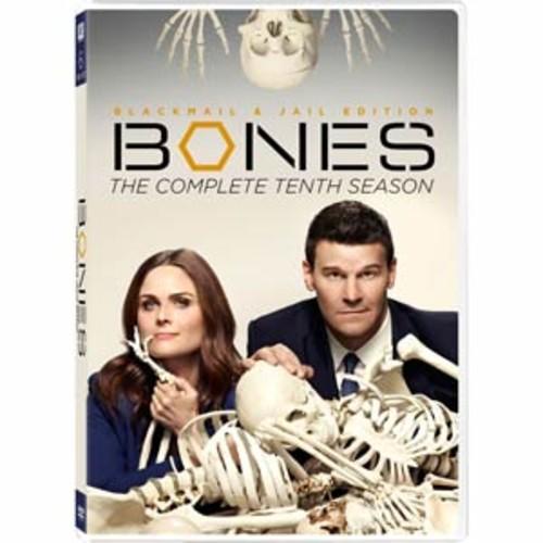 Bones: The Complete Tenth Season [DVD]