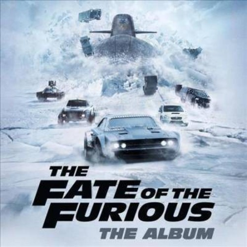 Various - Fate Of The Furious:Album (Ost) (CD)