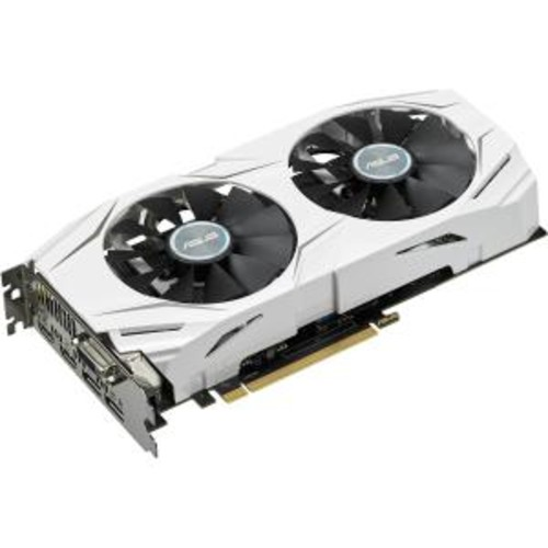 ASUS GeForce GTX 1070 DUAL-GTX1070-O8G 8GB 256-Bit GDDR5 PCI Express 3.0 HDCP Ready SLI Support Video Card