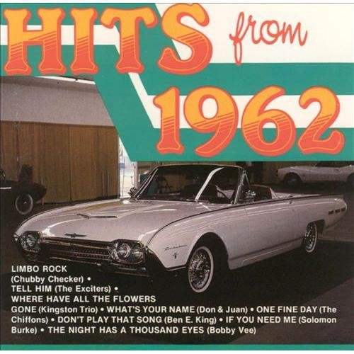 Hits from 1962 [CD]