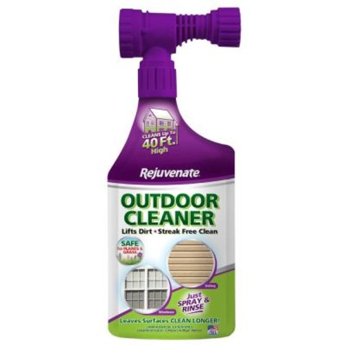 Rejuvenate 32 oz. Outdoor Window and Surface Cleaner