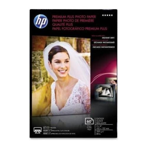 HP CR665A Premium Plus Photo Paper, Glossy