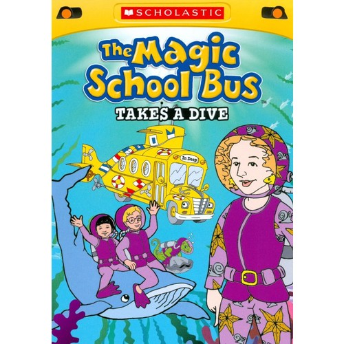 The Magic School Bus: Takes a Dive [DVD]