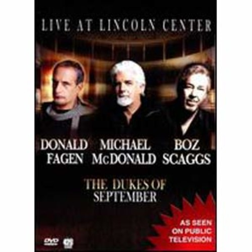 The Dukes of September: Live from Lincoln Center WSE DD5.1/DD2/2/DTS