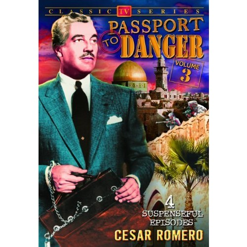 Passport To Danger, Volume 3