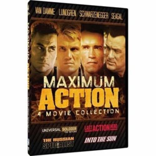 Maximum Action: 4 Movie Collection