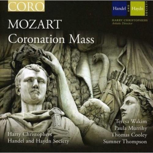 Mozart: Coronation Mass [CD]