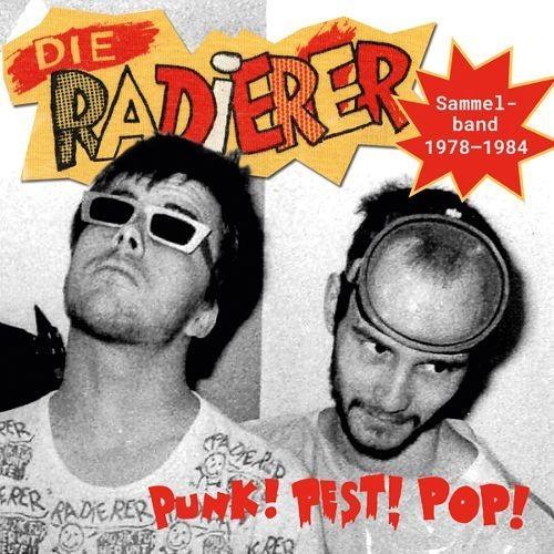 Punk Pest Pop Sammelband 1978-1984 [CD]