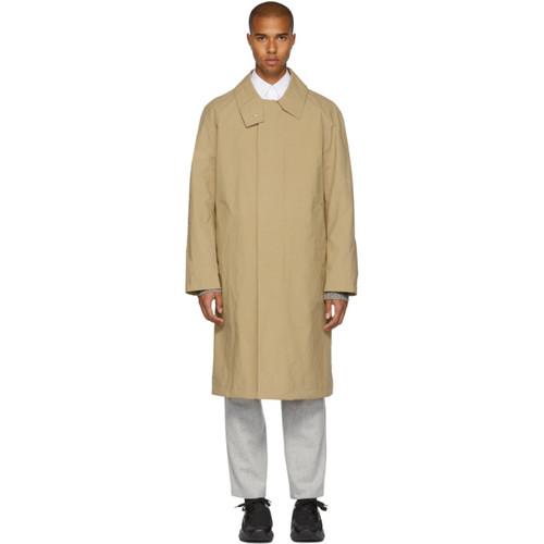 Brown Monitor Coat