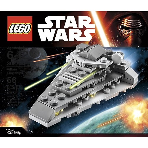 LEGO - First Order Star Destroyer - Multi