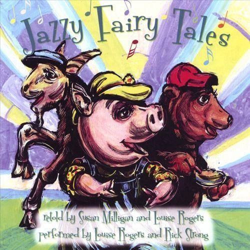 Jazzy Fairy Tales [CD]