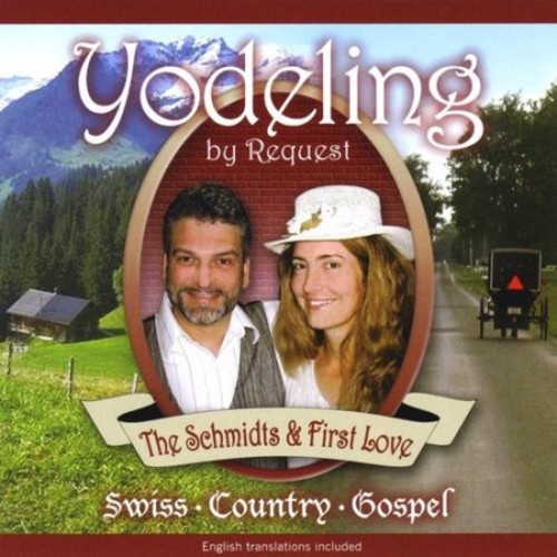 Yodeling by Request [CD]