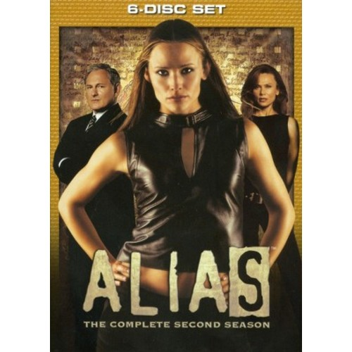 Alias: The Complete Second Season ( (DVD))