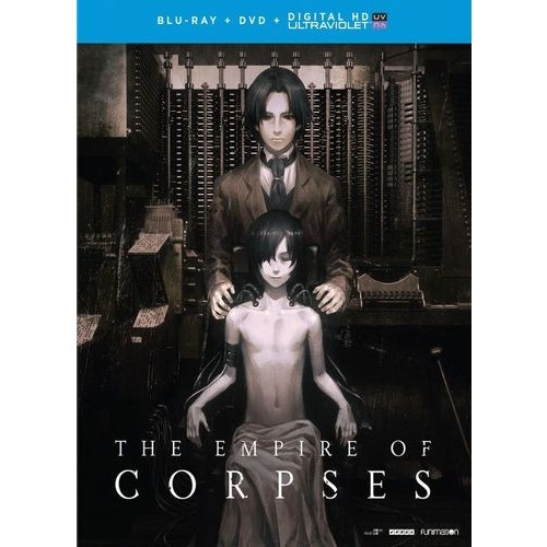 The Empire of Corpses [DVD/Blu-ray] [2 Discs] [Blu-ray/DVD] [2015]