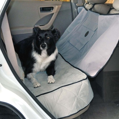 K&H Pet Products Deluxe Car Seat Saver Gray 54
