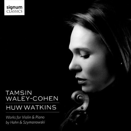 Tamsin waley-cohen - Works for violin & piano by hahn & sz (CD)